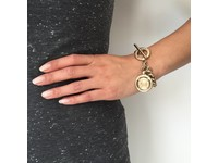 Small Mermaid - Armband - Goud