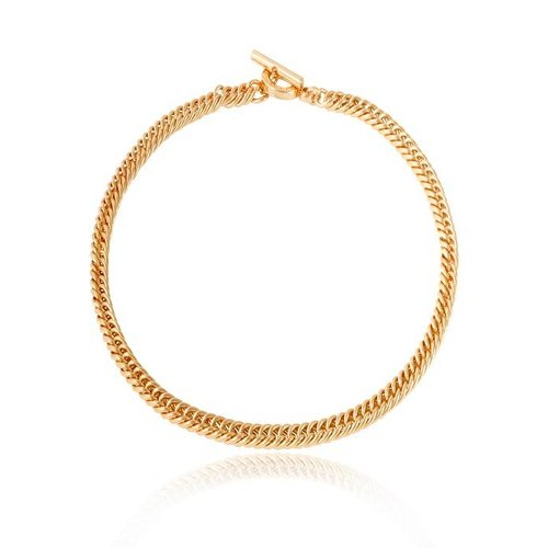 Ini mini mermaid collier - Gold