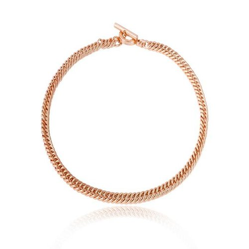 Ini mini mermaid collier - rose Gold