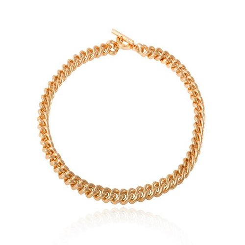 Mini solochain collier - Goud