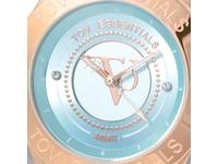 Blue Bay mintgroen/rose - Horloge
