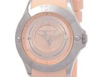Tropical Beach - Steel - Horloge