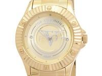 Golden Sun - Goud - Horloge
