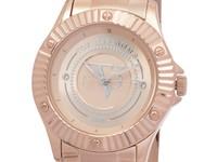 Golden Sun - Rose - Horloge