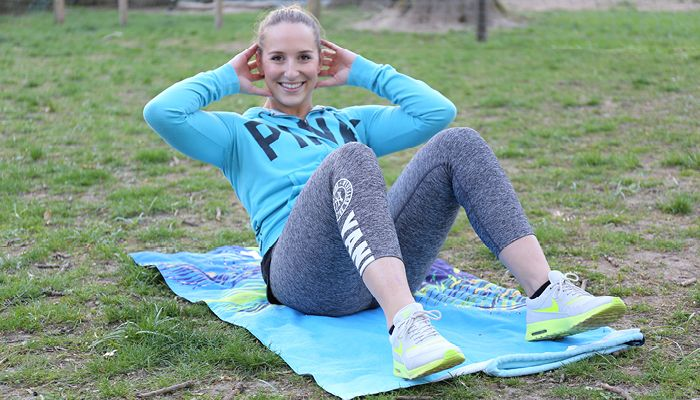 Fitness,- und Personaltrainerin Linda aus Stuttgart