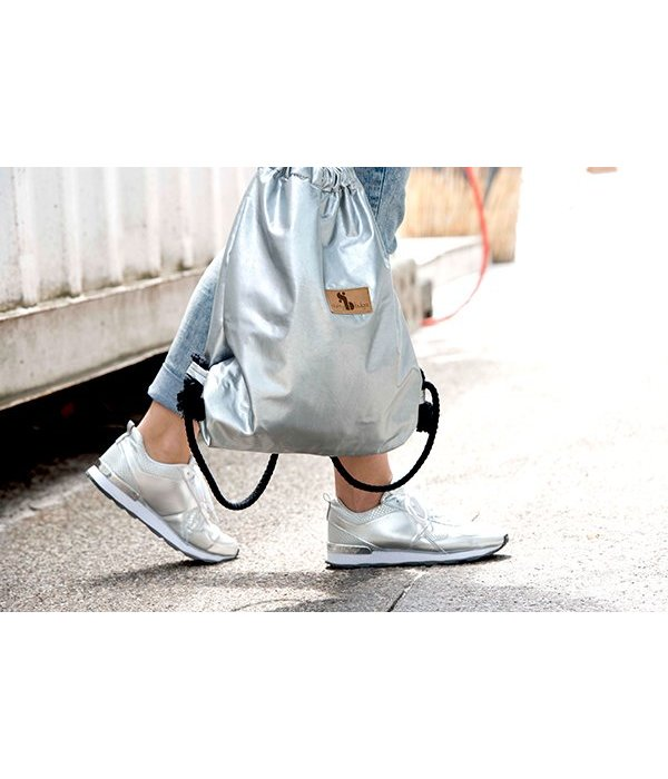 Disco Pearl - Gym Bag | Backpack – CAN GA BAG