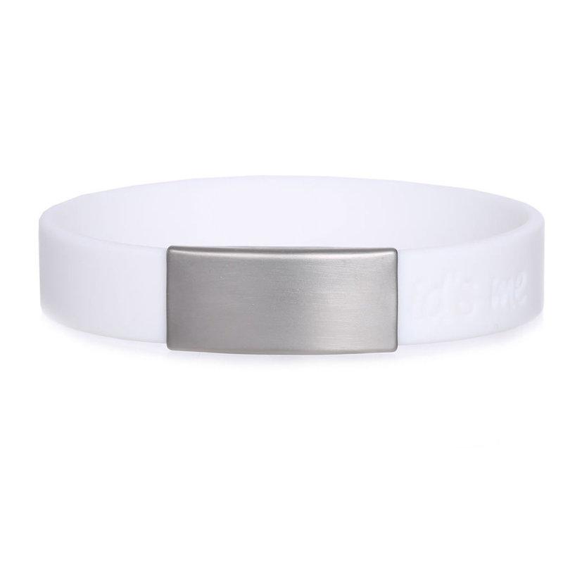 Id's me SportID Mini Wit SOS armband