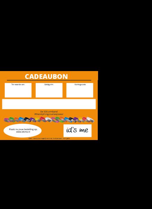Id's me Cadeaubon