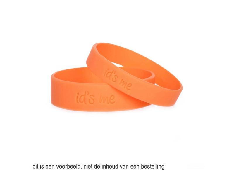 Extra Bandjes Mini Oranje
