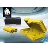 Chubby Gorilla Dual 18650 Battery Case (100pcs)
