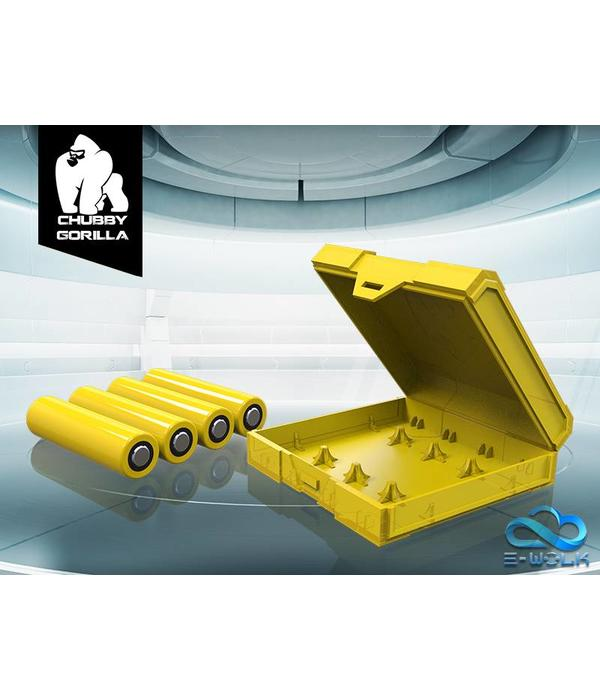 Chubby Gorilla Quad 18650 Battery Case