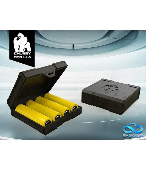 Chubby Gorilla Quad 18650 Battery Case (100pcs)