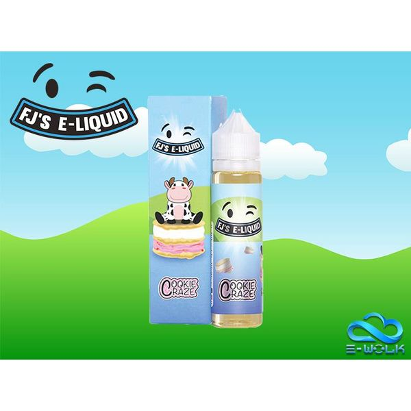 Cookie Monsterz (50ml) Plus PDD
