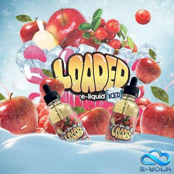 Cran Apple Juice Iced (100ml) Plus PDD