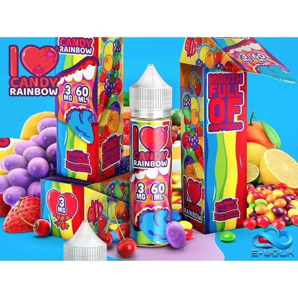 Rainbow (50ml) Plus