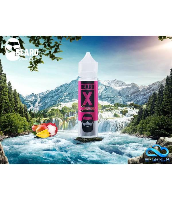 Beard Vape Co. X-Series Pink (50ml) by Beard Vape Co. PDD