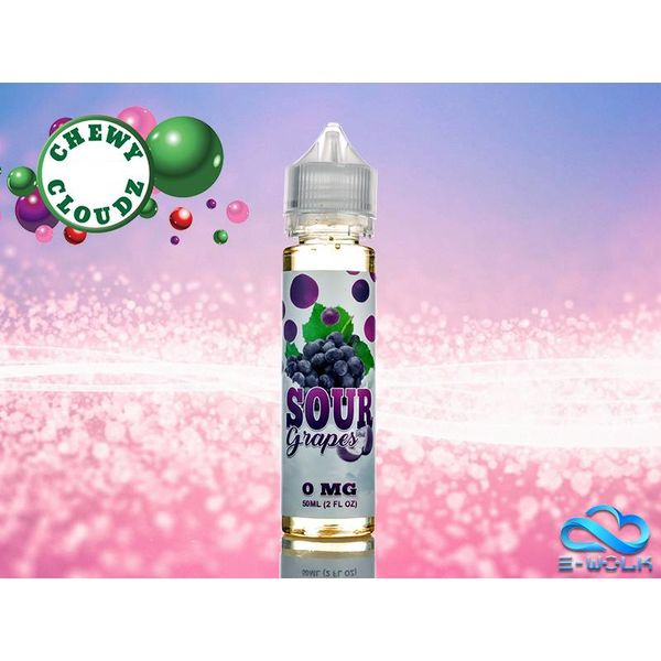 Sour Grapes (50ml) Plus