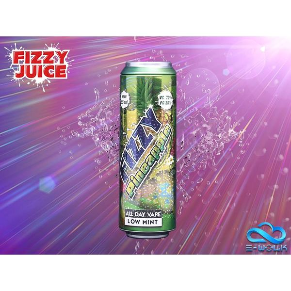 Fizzy Pineapple (55ml) Plus