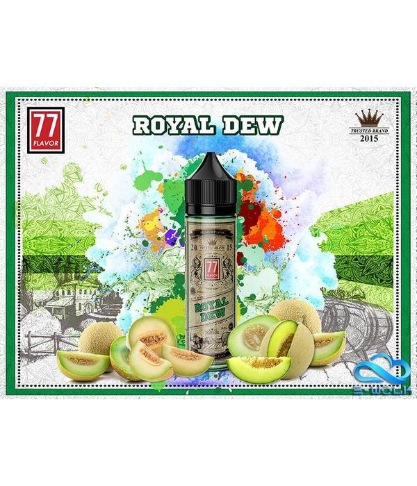 77 Flavor Royal Dew (50ml) Plus by 77 Flavor