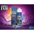 Famous Fair Blueberry Funnel Cake (50ml) Plus by Famous Fair