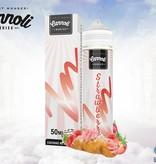 Cannoli Series Strawberry Cannoli (50ml) Plus by Cannoli Series