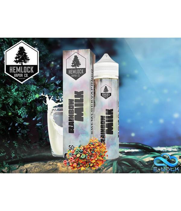 Hemlock Vapor Co. Rainbow Milk (50ml) Plus by Hemlock Vapor