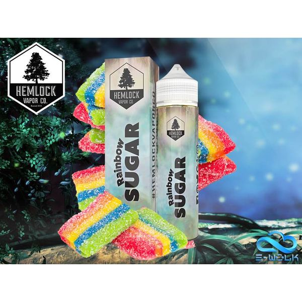 Rainbow Sugar (50ml) Plus