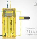 Nitecore Q2 2-slot 2A Quick Charger