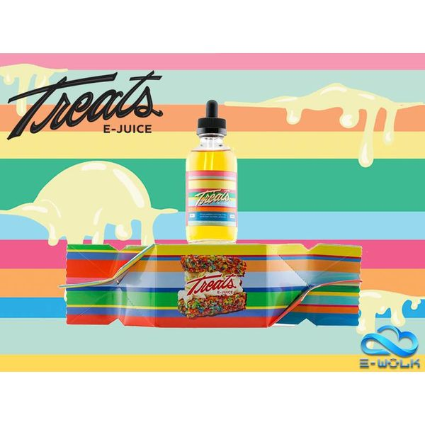 Treats (120ml) 0mg