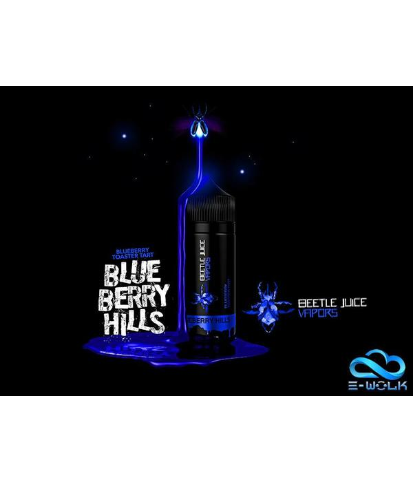 Beetle Juice Vapors Blueberry Hills (50ml) Plus by Beetle Juice Vapors PDD