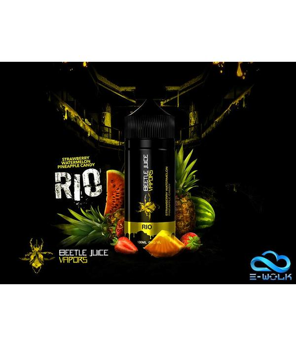 Beetle Juice Vapors Rio (50ml) Plus by Beetle Juice Vapors PDD
