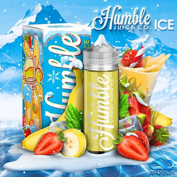 Donkey Kahn Ice (100ml) Plus