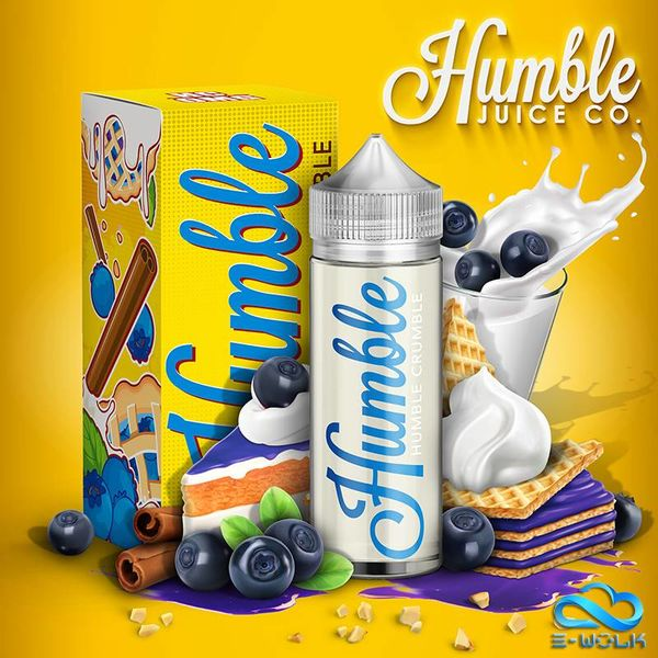 Humble Crumble (100ml) Plus