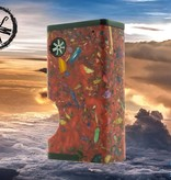 asMODus Luna Squonk 80W Mosaic Red by asMODus and Ultroner