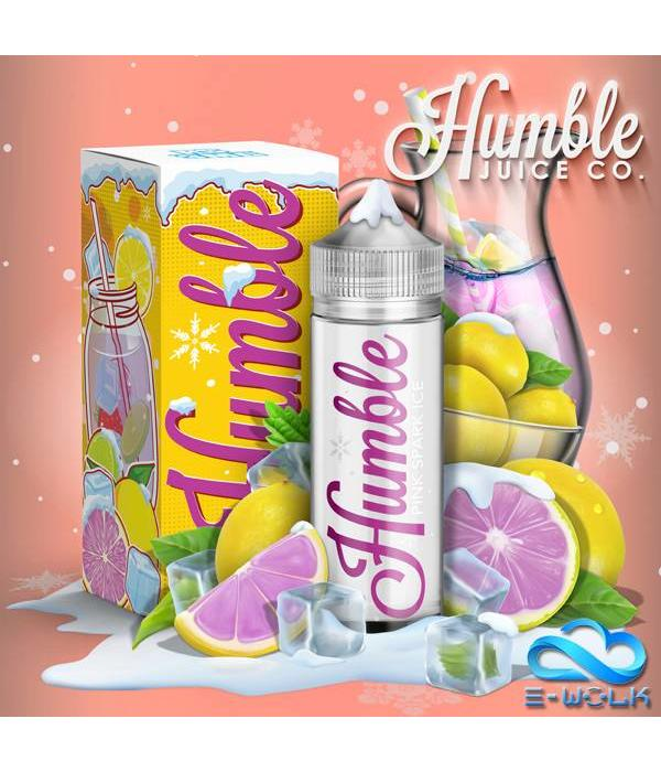 Humble Juice Ice Ice Pink Spark (100ml) Plus by Humble Juice Co.