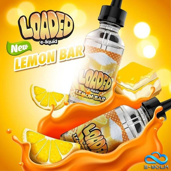 Lemon Bar (100ml) Plus