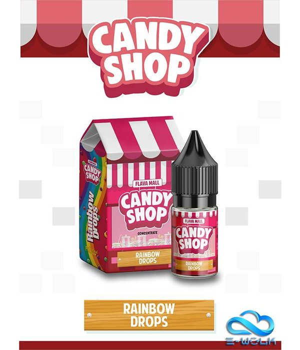 Candy Shop Rainbow Drops (10ml) Aroma - Box