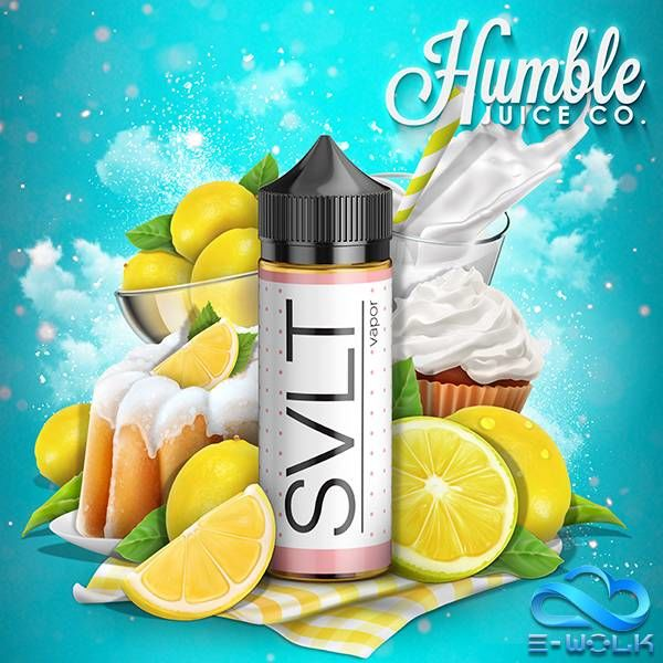 Lemon Cake (100ml) Plus
