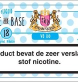 Steam Queen 10ml 18mg base (NL) by Steam Queen