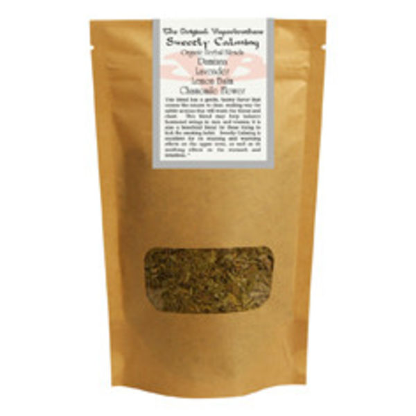 Organic Herbal Blend - Sweetly Calming