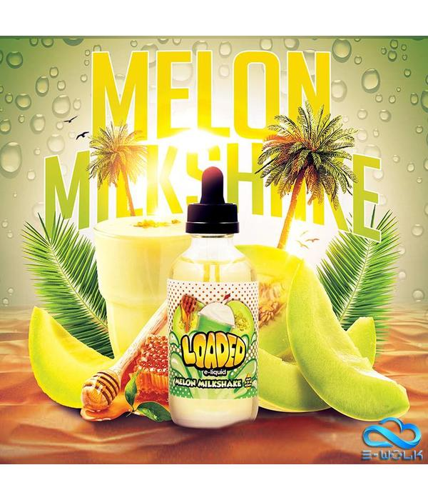 Loaded Melon Milkshake (100ml) Plus by Loaded