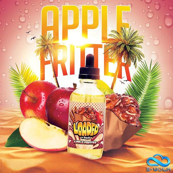 Apple Fritter (100ml) Plus