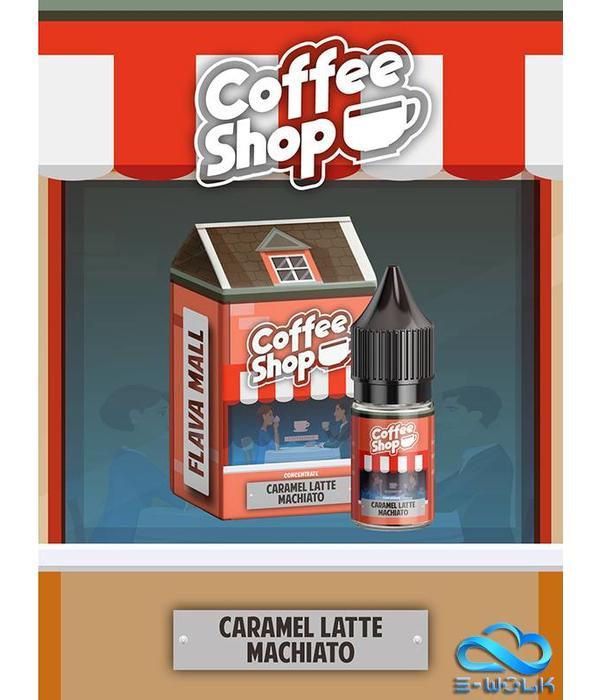 Coffee Shop Caramel Latte Macchiato (10ml) Aroma