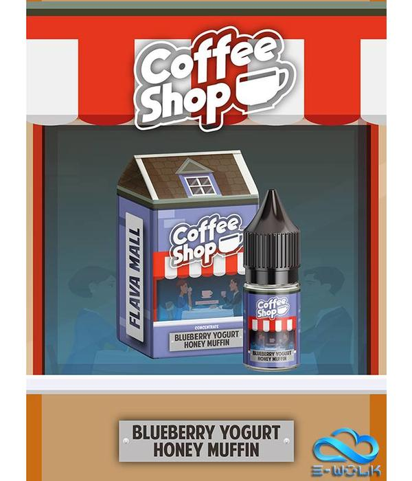 Coffee Shop Blueberry Yogurt Honey Muffin (10ml) Aroma