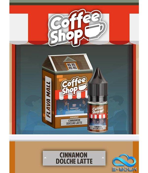 Coffee Shop Cinnamon Dolce Latte (10ml) Aroma Box
