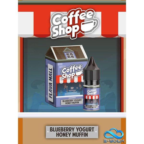 Blueberry Yogurt Honey Muffin Box