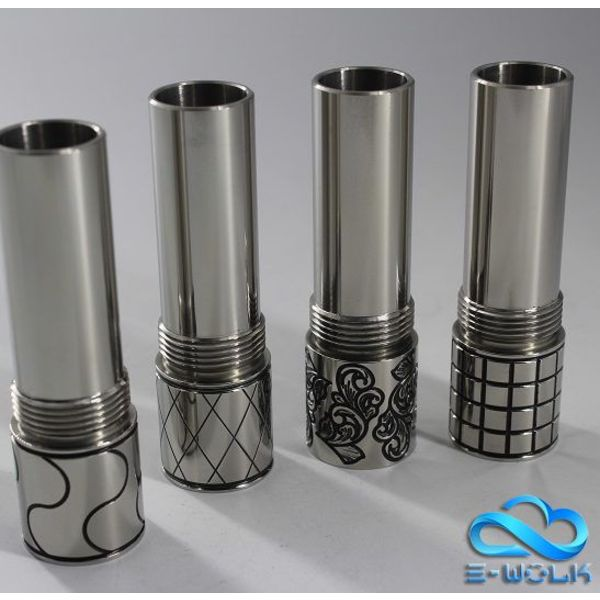 Purge Stainless Male Tubes