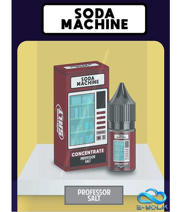 Soda Machine Professor Salt (10ml) Aroma