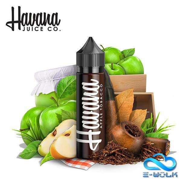 Apple Tobacco (100ml) Plus