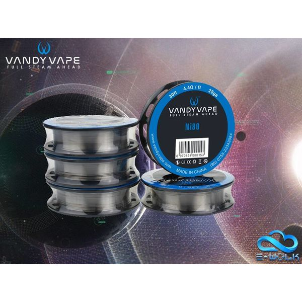 Vandy Vape Ni80 Wire